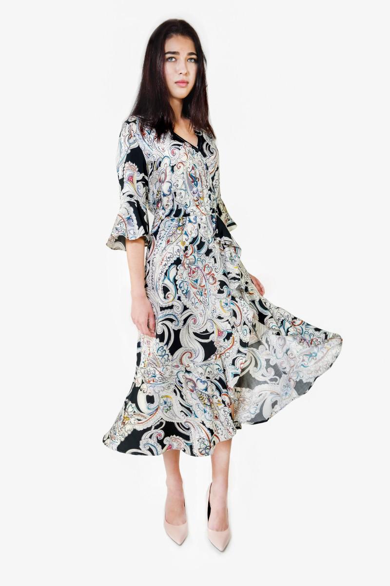 Sukienka DARK OPAL