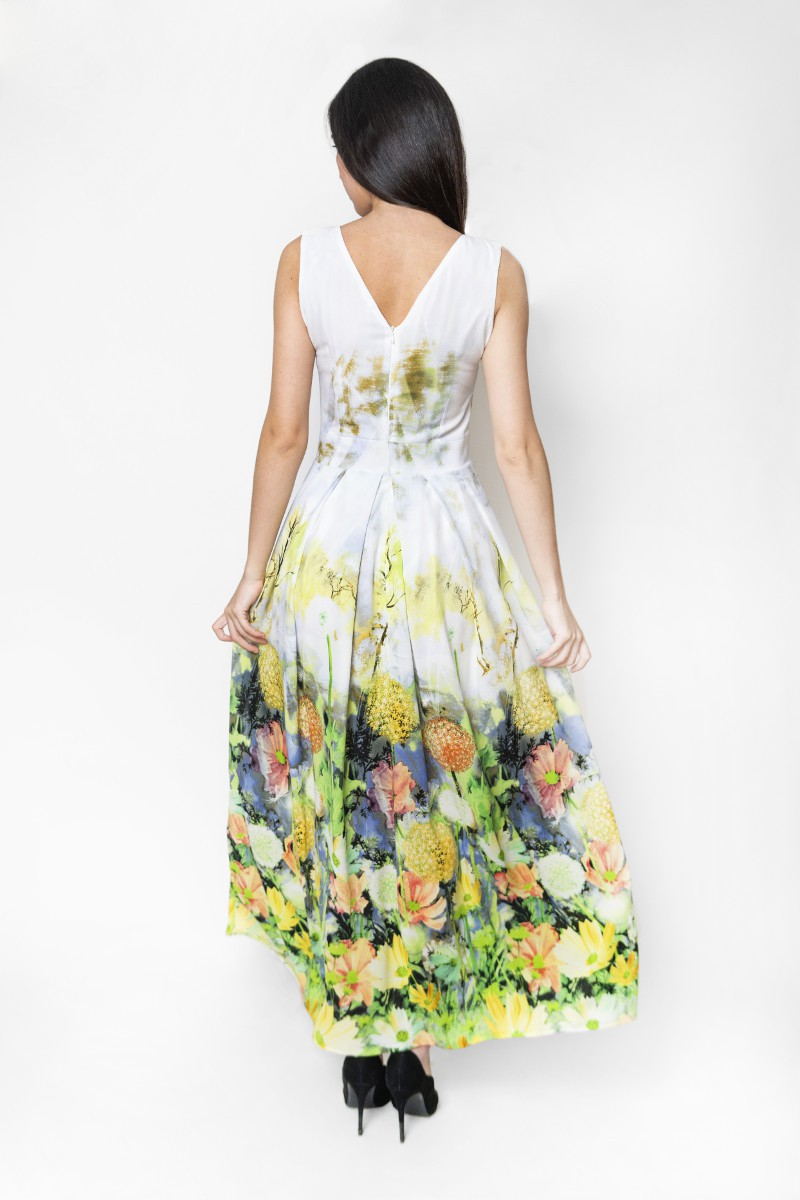 Sukienka SUMMER FLOWER