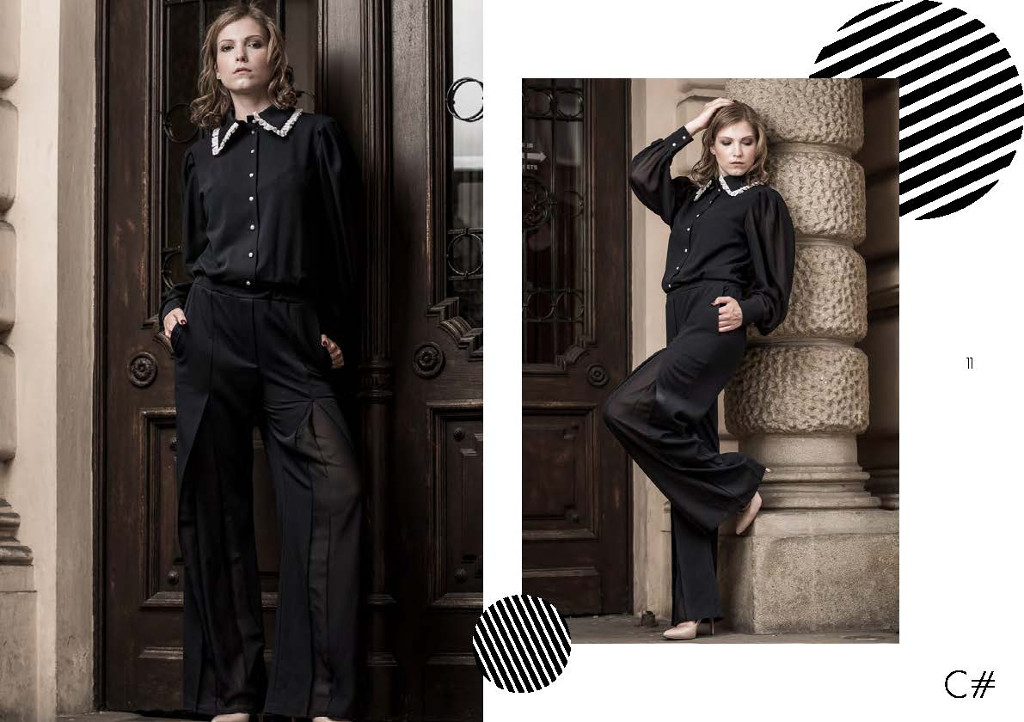 polska projektantka sukienki, Marzena Chełmińska – Polska projektantka mody, C#elminska Marzena Fashion Designer